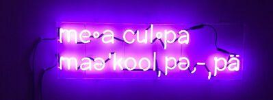 Robert Solomon, 'Mea Culpa ', 2015-2018