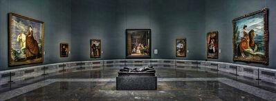 Christian Voigt, 'Central Gallery Prado', 2019