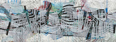 Alyse Rosner, 'Span', 2015