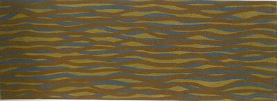 Sol LeWitt, 'Horizontal bands (more or less)', 2003