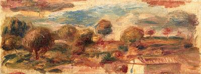 Pierre-Auguste Renoir, 'Paysage du Midi', 1905