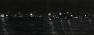 Donna Dennis, 'Dark Ship on River', 2016