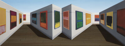 Patrick Hughes, 'Remarkable', 2013