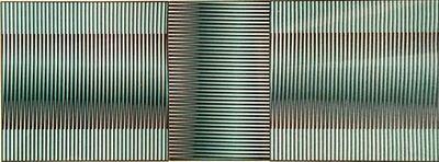 Carlos Cruz-Diez, 'Inducción Cromática (Project)', 1982