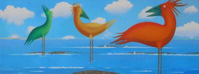 Joseph Barbieri, 'Muscongus Bay 2075', 2014