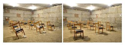 Túlio Pinto, 'Waiting Room', 2014