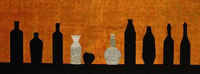Liao Shiou-Ping, 'Gathering #96-Ⅲ', 1996