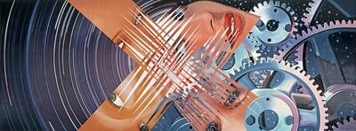 James Rosenquist, 'Four New Clear Women', 1982