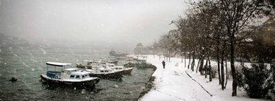 Nuri Bilge Ceylan, 'Frozen Landscape, Çivril', 2004