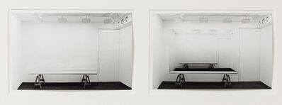 William Anastasi, 'Before-After', 1996