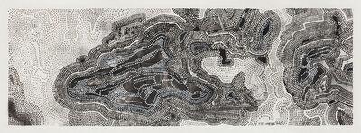 Wang Jieyin 王劼音, 'Floating Clouds Between Rocks', 2020