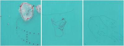 Handiwirman Saputra, 'Pedestal dan Garis Burung Mati (A Pedestal and Lines of a Dead Dird)', 2013