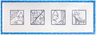 Rodney Alan Greenblat, 'Think, Make, Paint, Relax'