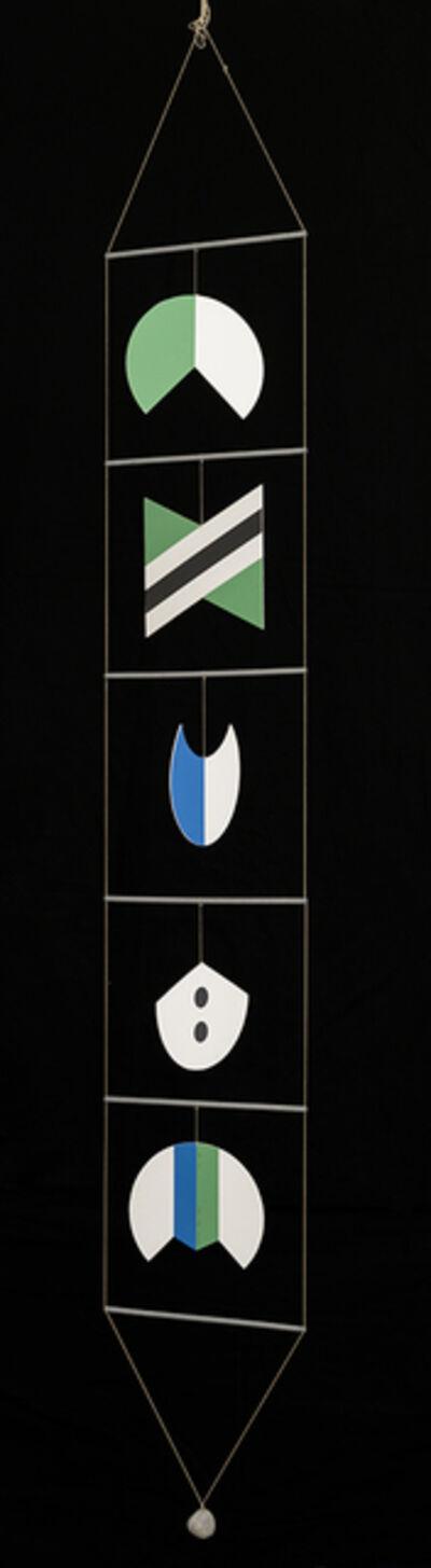 Bruno Munari, 'Macchina inutile', 1934-1983