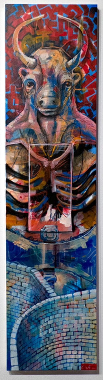 Denis Korkh, 'Asterion', 2018