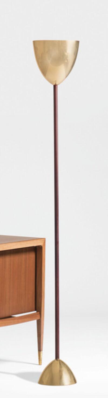Luigi Caccia Dominioni, 'A Rare Floor Lamp', circa 1955