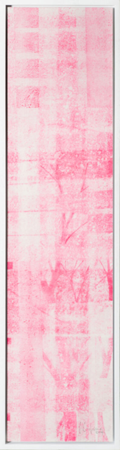 Leopoldo Cuspinera Madrigal, 'Unleashing the Tree', 2014