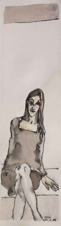 RFM McInnis, 'Standing Figure 25-11-09-1034', 2009