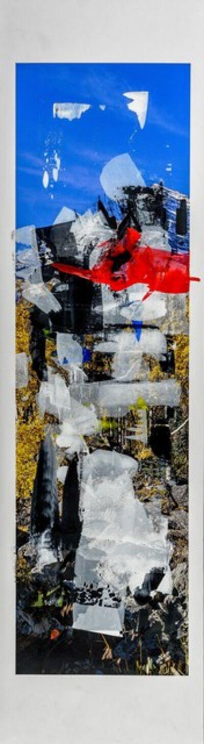 Douglas W Kacena, 'Redacted Landscape II', 2016