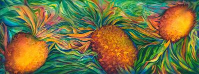 Patrice Federspiel, 'Tumbling Pineapples', 2013