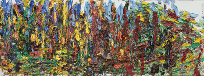 Zhu Jinshi, 'Meditation Triggering Thunder', 2014