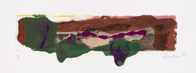 Helen Frankenthaler, 'A Page from a Book II', 1997