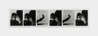 Iole de Freitas, 'Introvert/Penetrate', 1973