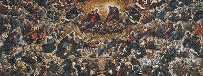 Andrea Morucchio, 'Il Paradiso | Puzzling Renaissance series | Revisiting Tintoretto's Il Paradiso ', 2018