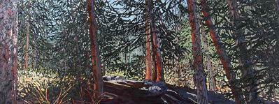 Deb Komitor, 'The Lost Forest', 2015