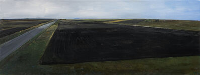 William Beckman, 'Montana Plowed Field #1', 2020