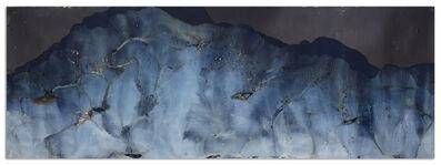 Meghann Riepenhoff, 'Littoral Drift #922 (Toxic Beach/Warm Water Cove, San Francisco, CA 1.23.18, Five Churning Waves)', 2018