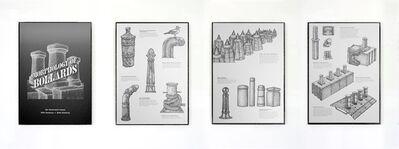 Alona Rodeh, 'The Morphology of Bollards', 2019-2020