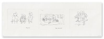 Frank Gehry, 'House Study 1', 2016