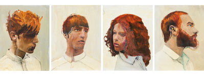 "Diogo Evangelista, '""Red Heads""'"