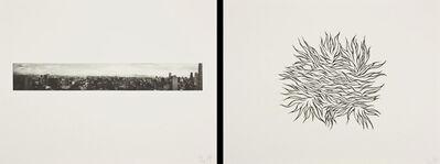 Richard Deacon, 'Borderline - Mexico City', 2011