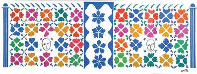 Henri Matisse, 'Décoration - Masques', 1954