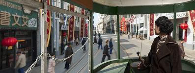Isaac Julien, 'Nanjing Road Tram (Ten Thousand Waves)', 2010
