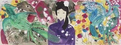 Wang Mengsha 王濛沙, 'I love Hark Tsui 我爱徐克', 2016