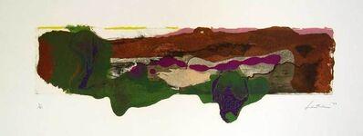 Helen Frankenthaler, 'Page From A Book II', 1997