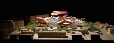 Frank Gehry, 'Quanzhou Museum of Contemporary Art Final Design Concept Model (to be determined), Quanzhou, China', 2012