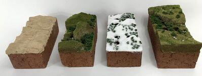 Travis Childers, 'Brickscapes', 2017