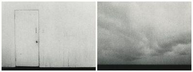 Steve Kahn, 'Storm/Wall Diptych #5', 1978