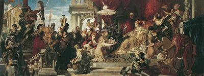 Hans Makart, 'Venice pays tribute to Caterina Cornaro', 1872