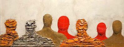 George Polymeros, '(GVA) Family ', 2017
