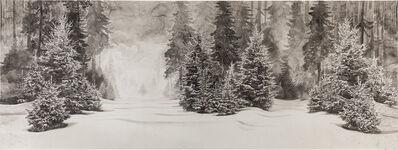 Hans Op de Beeck, 'Snowscape (8)', 2017
