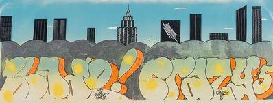Blade, 'Crazy -5- Takes the City', 2012
