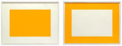 Donald Judd, 'Untitled.', 1989-1990