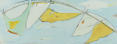 Teresa Roche, 'Train Ride to Florence II'