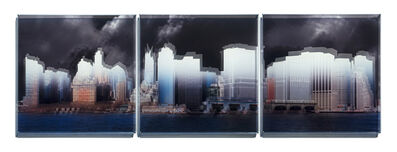 Jacques Bedel, 'New York, Skylines', 2014