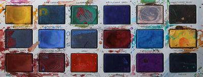 Javier Banegas, 'Paint Box', 2016